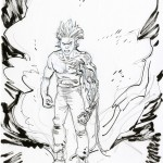 """Tribute to Otomo's """"Akira"""""""