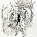 Tribute to Pierre Alary & Fabien Nury' Silas Corey