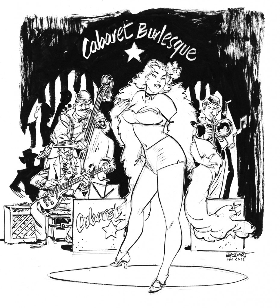 Burlesque 6
