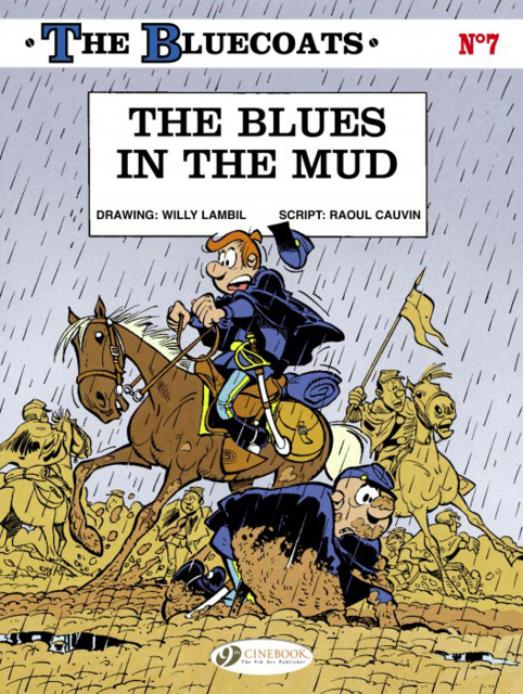 blues mud